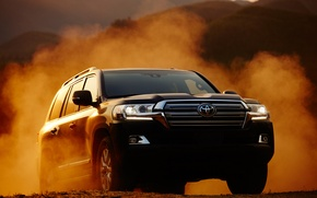 Picture car, SUV, Toyota, 200, Land Cruiser