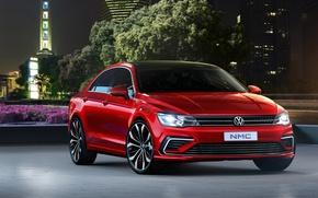 Picture Concept, Volkswagen, Coupe, 2014, Midsize