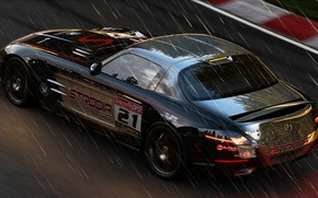 Picture Cars, Mercedes-Benz SLS AMG, Ceej, Project Cars
