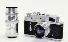 Picture camera, the camera, Keen, Zorki 4