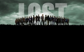 Picture clouds, Lost, heroes
