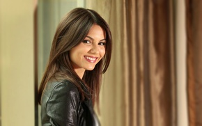 Picture face, smile, model, hair, actress, singer, Victoria Justice