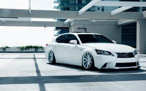 Picture tuning, Lexus, sedan