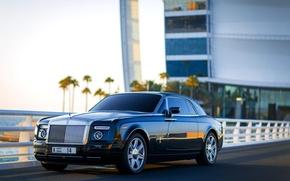Picture machine, auto, Dubai, Dubai, luxury, Burj Al Arab, Suite, Rolls Royce Phantom