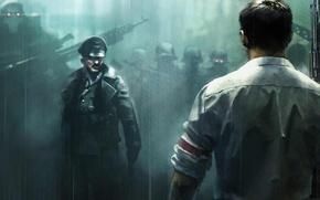 Wallpaper Nazi, Leader, FUR, Art, War, Soldier