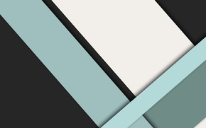 Picture white, line, grey, blue, black, wallpaper, geometry, design, color, material