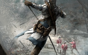 Picture Ubisoft, Game, Connor, Assassin's Creed 3