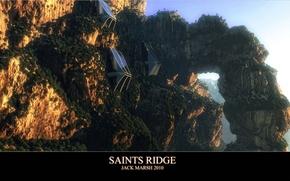 Picture saints, ridge, jack marsh