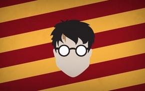 Picture minimalism, Harry Potter, Harry Potter, blo0p