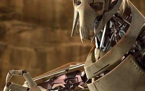 Picture Star Wars, star wars, General Grievous