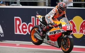 Picture USA, Honda, MotoGP, Austin, Marc Marquez