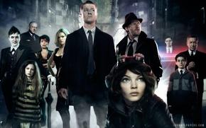 Picture The series, Actors, Gotham, Gotham, Jada Pinkett Smith, Camren Bicondova, Robin Lord Taylor, Donal Logue, …