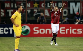 Picture Milan, pato, football Wallpaper, football wallpapers hd, ac milan, seedorf, football hd, thiago silva, team ...