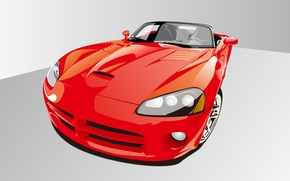 Picture coupe, vector, convertible