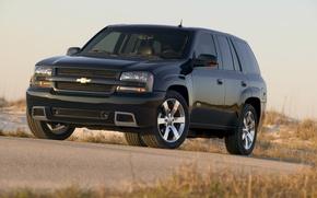 Picture Chevrolet, Chevrolet, Black, Trial Blazer, SUV, SUV, TrialBlazer