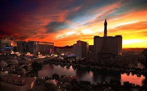 Picture Dawn, Las Vegas, Casino