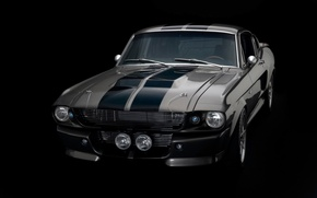 Picture car, Eleanor, muscle car