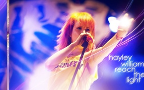 Picture Music, Music, Rock, Williams, Paramore, Hayley