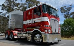 Picture truck, kenworth, k200