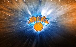 Picture Basketball, Background, Logo, New York, New York, NBA, New York Knicks, Mikey