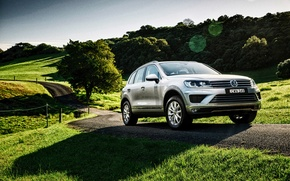 Picture TDI, Volkswagen, Touareg, Volkswagen, AU-spec, 2015, toureg