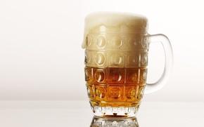 Wallpaper beer, Mug