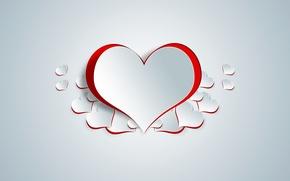 Picture Heart, Background, Valentine's Day, Valentine's Day