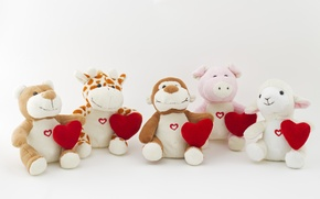 Picture love, heart, love, toy, bear, heart, romantic, sweet
