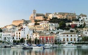 Wallpaper Spain, Ibiza, island