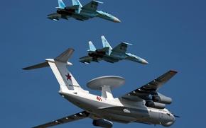 Picture support, su-27, a-50