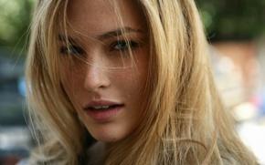 Picture girl, model, blonde, Bar Refaeli, Bar Rafael