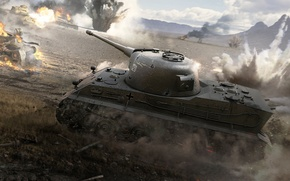 Picture Leo, WoT, World of Tanks, World Of Tanks, Lion, Wargaming Net, Leva
