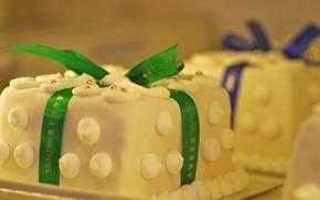 Picture tape, cake, cakes, sweet, meringue