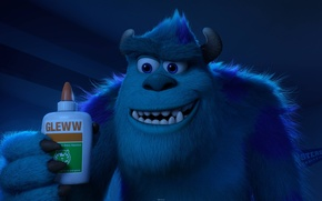 Picture tube, cartoon, monster, Academy of monsters, Monsters University, Inc., Monsters Inc., Monsters University, Monsters