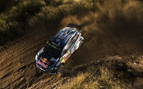 Picture Volkswagen, Red Bull, WRC, Rally, Polo