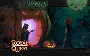 Picture Halloween, halloween, Royal Quest, Katauri Interactive