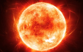 Picture the sun, light, radiation, temperature, radiation, prominences, coronary emissions
