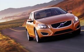 Wallpaper cars Volvo C60, volvo s60 cars, machine, auto cars