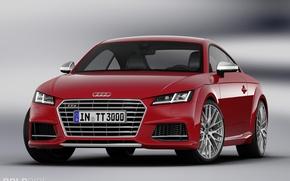 Picture Audi TT, 2015, Audi TTS Coupe