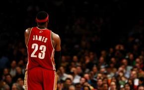 Picture basketball, basketball dunk, lebron james
