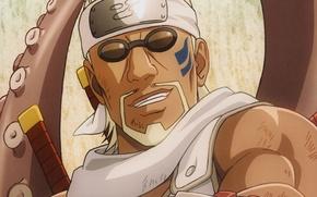 Picture positive, glasses, tentacles, Naruto, bandana, muscles, rapper, ninja, Killer bee, jinchuriki, Naruto shippuuden