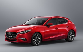 Picture background, Mazda 3, Mazda, Hatchback