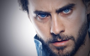 Picture look, male, singer, brunette, Jared Leto, Jared Leto, 30 seconds to mars