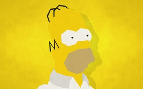 Picture Homer, the Simpsons, The simpsons, the animated series