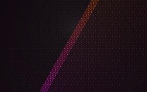 Picture background, mesh, pink, strip, minimalism, diagonal, Zune
