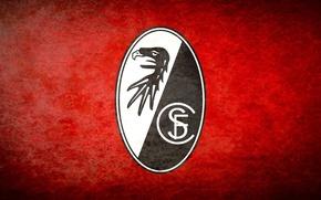 Picture wallpaper, sport, logo, football, Freiburg FC