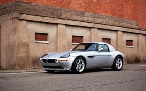 Wallpaper BMW, BMW, 2000, US-spec, E52