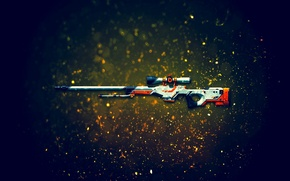 Picture weapons, background, rifle, sniper
