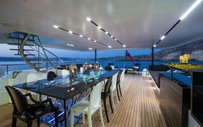 Picture design, space, style, interior, yacht, Suite