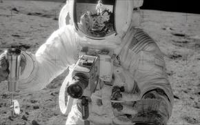 Picture space, Moon, NASA, Apollo, history